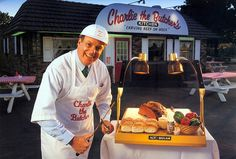 Charlie the Butcher's Kitchen - the best place for beef on weck!
