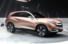 2017 Acura RDX - http://www.gtopcars.com/makers/acura/2017-acura-rdx/