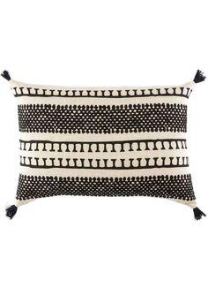 Cosmic Pillow in Fog & Phantom design by Nikki Chu