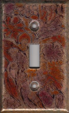 Autumn Colored Decorative Switch Plate Cover Electrical Outlet Covers Outlets