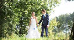 Bruiloft. Dordrecht. Biesbosch