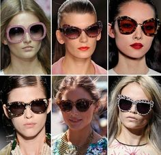 Óculos de Sol Verão 2012 – Fotos e Modelos