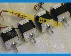39.47$ (Watch more - https://alitems.com/g/1e8d114494b01f4c715516525dc3e8/?i=5&ulp=https%3A%2F%2Fwww.aliexpress.com%2Fitem%2F4pcs-NEMA17-78-Oz-in-CNC-stepper-motor-stepping-motor-1-8A%2F423243588.html) 4pcs NEMA17 78 Oz-in CNC stepper motor stepping motor/1.8A