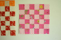 crazy mom quilts: 36 patch quilt along, week 4