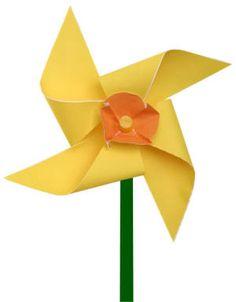 daffodil pinwheel
