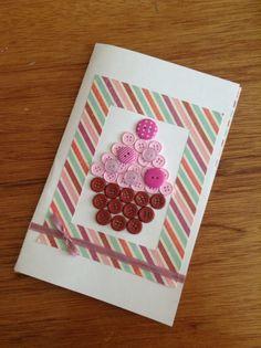 Diy Birthday card So cute, & yet so easy!