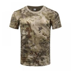 Hiking Shirt Combat Men Women Outdoor Sport Military Camouflage T Shirt Hot Fishing And Hunting Uniform Quick Dry Tactical Clothing Climbing Shirts Camouflage T Shirts, Military Camouflage, Army Camo, Camo Outfits, Fishing Outfits, Fishing T Shirts, Tactical T Shirts, Tactical Clothing, Military Shorts