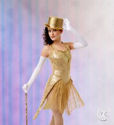 Jazz or Tap dance recital costume