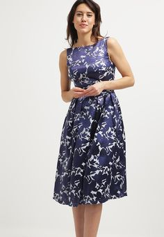 Chi Chi London CAMILE - Cocktail dress / Party dress - blue Women Cocktail Dresses,chi chi london verity dress,authentic quality