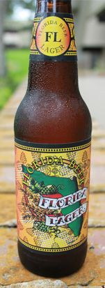 Florida Beer Company's Florida Lager