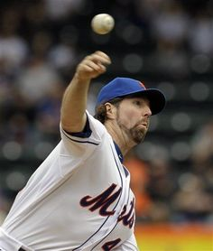 MLB: Diamondbacks 1 Mets 3 FINAL  Top Performer- R. Dickey, NYM: 8.0 IP, ND, 4 H, 1 ER, 4 K  keepinitrealsports.tumblr.com  keepinitrealsports.wordpress.com