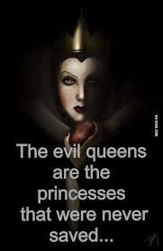 Evil queens - I never thought of it that way but it kinda makes sense. -- well we don't need saving, I think it's more every evil queen had a horrible past and that's all she knew >>> a villain is a victim whose story hasn't been told Disney Pixar, Art Disney, Disney Memes, Disney Quotes, Disney Villains, Disney And Dreamworks, Disney Love, Disney Magic, Funny Disney