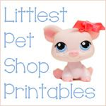 """Littlest Pet Shop Printables - My kids found the """"Littlest Pet Shop"""" show on Netflix.  This is a FREE printable preschool pack with all kinds of activities (cutting, tracing, matching, letters, #'s, etc).  The link has a bunch of other themes too!!!!  Worth checking out.  I am printing this pack now- it is a lot of pages though. KM"""
