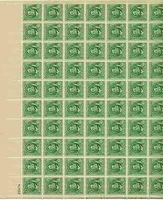 Washington Irving Sheet of 70 x 1 Cent US Postage Stamps NEW Scot 859 . $24.99. Washington Irving Sheet of 70 x 1 Cent US Postage Stamps NEW Scot 859