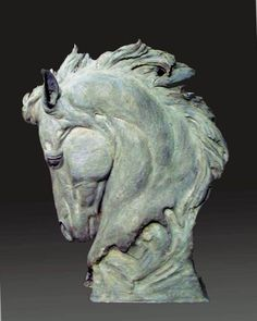 ceramic horse sculptures - Google Search