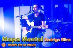 Ágape en la radio: Mapa Mental - Rodrigo Silva