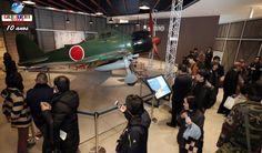 A esperada inauguração do Museu da Aviação teve corte de fitas pelas autoridades e fila de espera para a entrada. Aviões como YS11 e o de combate, Zero, foram as estrelas.