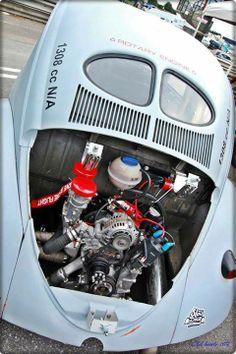 Mazda rotary power