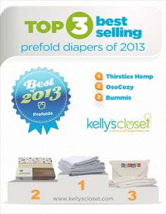 Best Prefold Cloth Diapers