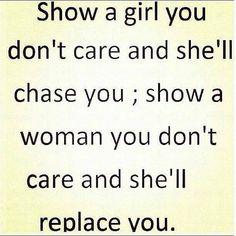 Show girl.
