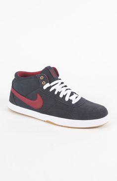 Nike Mavrk Mid Blue Shoes