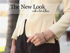 Dior's New Look for modern day women for Vanity Fair's International Best-Dressed Challenge. #vfbestdressed