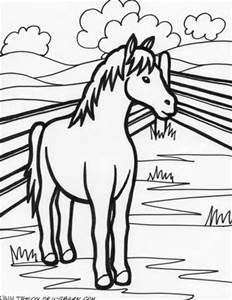 farm animals coloring pages bing images