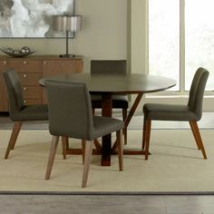 Round dining set round dining and dining sets on pinterest for Dining room jcpenney