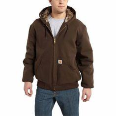 97b599db88d Carhartt Men s Camo Lined Duck Active Jacket Mens Fashion Shoes