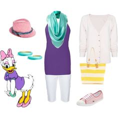 Daisy, created by gigi-gina-grant on Polyvore