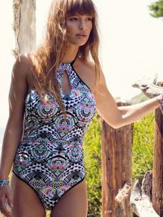 Natalie One Piece | Vintage style swimsuit, One piece