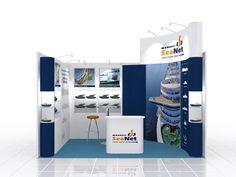 https://flic.kr/p/Aviczb | Exhibition stand design for SeaNetGroup | Exhibition stand design