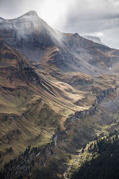 The Illyrian Mountains