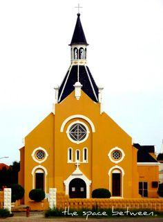 Church in Curacao...love it
