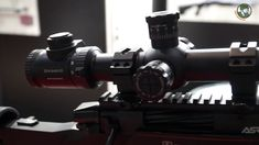 A u.s. navy seabee mans a vehicle mounted machine gun while