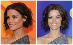 Bob Hairstyles: The Hottest Bobs Right Now: Jaimie Alexander