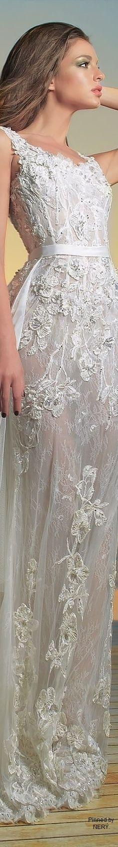Charbel Karam Bridal 2016