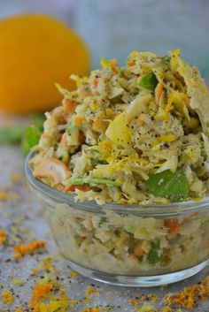 Artichoke and Cashew Detox Salad #glutenfree