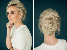 Hair and makeup by Steph. Photos - Lindsey Shaun Model - Ashlee Swenson