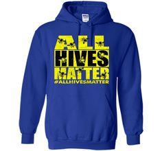 Beekeeper T-Shirt Beekeeping Shirt All Hives Matter Shirt