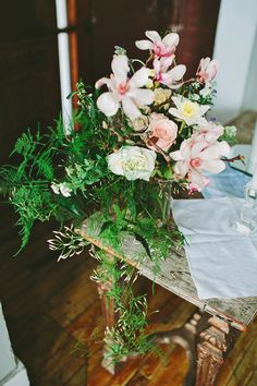 Long Island City Warehouse Wedding from Pat Furey Photography  Read more - http://www.stylemepretty.com/new-york-weddings/2013/07/30/long-island-city-warehouse-wedding-from-pat-furey-photography/