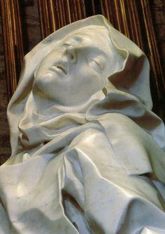 Gian Lorenzo Bernini. Estasi di Santa Teresa. Chiesa di Santa Maria della Vittoria, Roma (dal 1644)