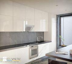 Kuchnia - zdjęcie od Kunkiewicz Architekci