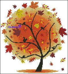 Árbol otoño