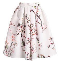 Partiss Damen Floral Pleated Knielang Sommer Rock Skirt Partiss http://www.amazon.de/dp/B013HRN89C/ref=cm_sw_r_pi_dp_1ua4vb1YZGM1B