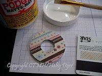 DIY Washer Pendant