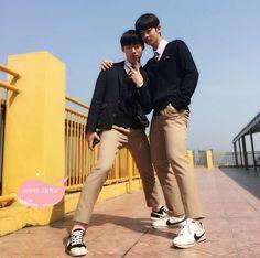 Bae Jinyoung (배진영) Yoon Jaechan (윤재찬)