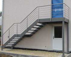 Gitterrosttreppen - Metallbau,Metallgestaltung,Treppenbau