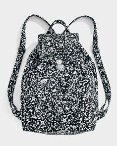 Backpack 4 - Black Static