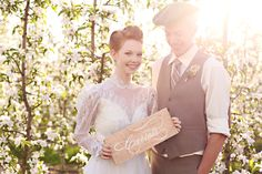 Anne of Green Gables Wedding shoot. Stop it right now. Love.